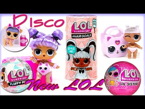 LOL Surprise Dolls Fashion Show All Families 2019-2020 All Series Part 5!