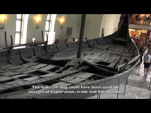 Vikingskipshuuset Viking Ship Museum (Oslo) in 4K