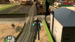 Detonado GTA San Andreas 75 ( Gosma verde )