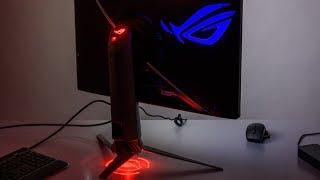 ASUS PG27UQ Gaming-Monitor der Superlative