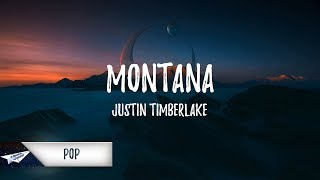 justin timberlake montana lyrics lyric video