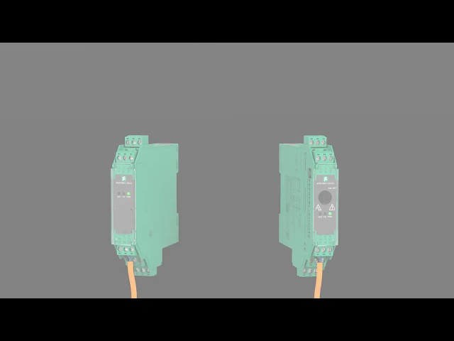K-System Safety Relays | Signal Conditioners from Pepperl+Fuchs on
