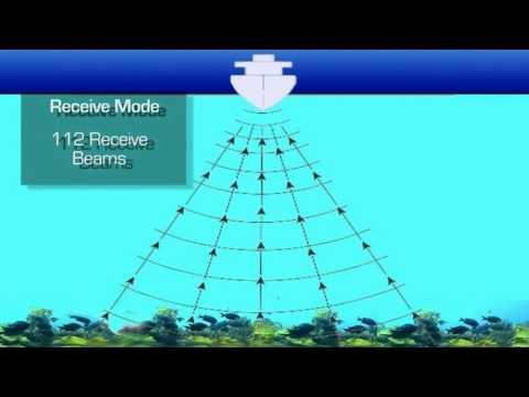 WASSP multibeam sonar WMB-160F - Overview
