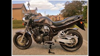 "1999 Suzuki GSF1200 Bandit .... with JUST 1,047 miles!!!  In amazing & super rare ""Emporer Brown"""