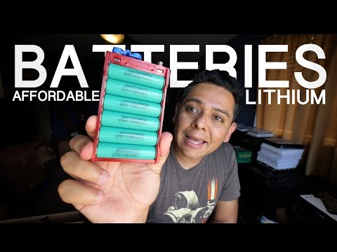 AFFORDABLE LITHIUM BATTERIES