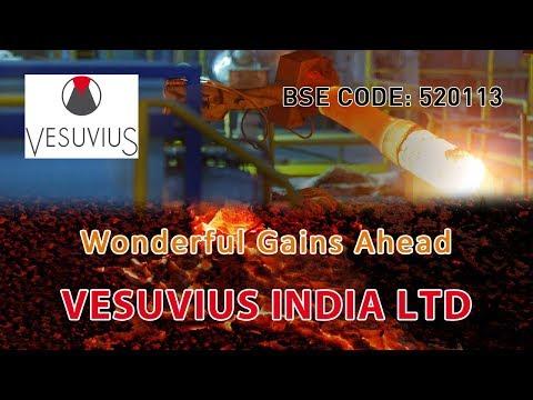 Wonderful Gains Ahead | VESUVIUS INDIA LTD | Investing | Stocks | Share Guru