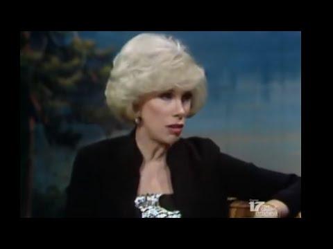 Joan Rivers Carson Tonight Show 1980