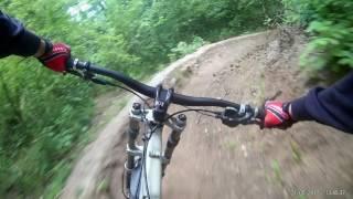 Traseul de tare ca piatra Downhill (Vlad)