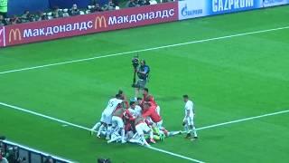 Португалия-Чили 0:3 Серия после матчевых пенальти