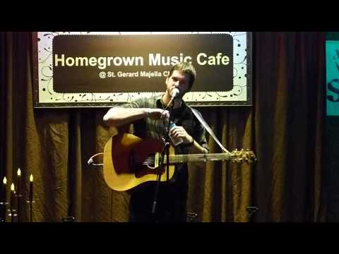 Alex Smith North Country Girl, Homegrown Music Cafe October 18th, 2014