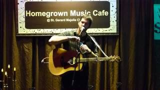 """Alex Smith """"North Country Girl,"""" Homegrown Music Cafe October 18th, 2014"""