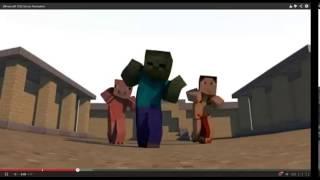 Minecraft-taniec