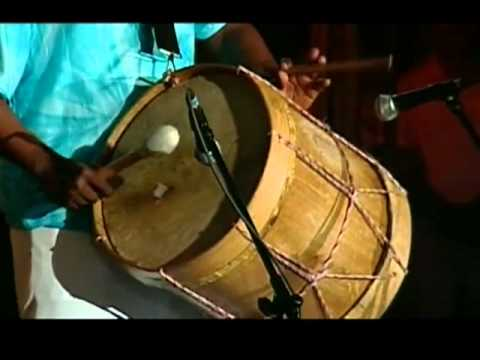 Marimba music and traditional chants from Colombia's South Pacific region