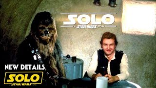 Han Solo Movie Trailer Coming Soon! New Details Revealed (Solo A Star Wars Story)