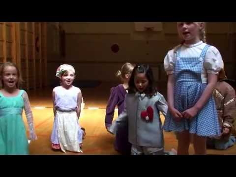 The Wizard of Oz at Columbia Elementary School