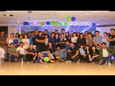 Annual staff party 2016  - Teekiu Sport & Fitness