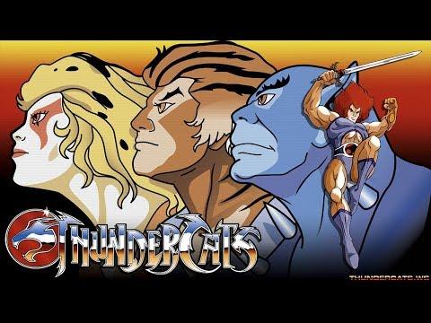 ThunderCats ( 01 - 130 ) Descarga Gratis Capítulos Completos Full HD