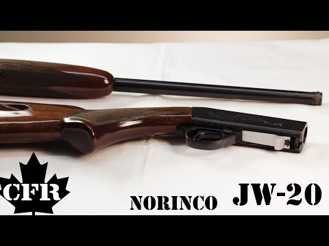 Norinco JW-20 Review