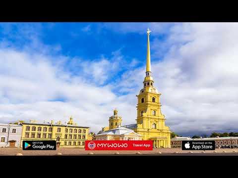 彼得保罗要塞   大教堂   圣彼得堡   Audioguida   MyWoWo Travel App