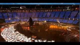 Торжественное Открытие Олимпиады в Лондоне (часть3)(Видео ролик с торжественного открытия Олимпиады в Лондоне., 2012-08-12T21:33:19.000Z)