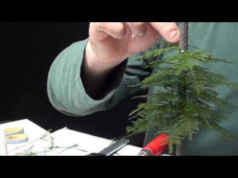 Scenic Factory Pine Tree Build