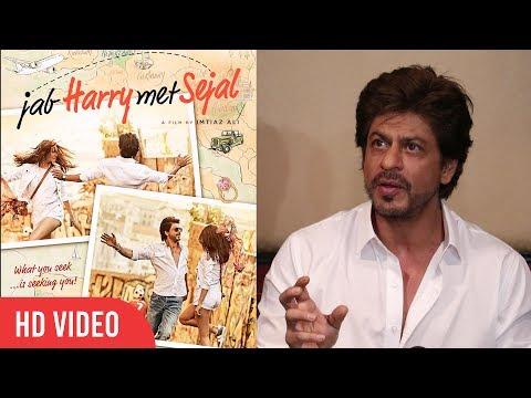 Shahrukh Khan About Jab Harry Met Sejal | Shahrukh Khan, Anushka Sharma, Imtiaz Ali