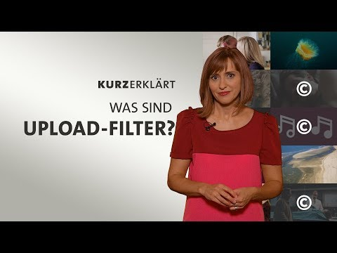 #kurzerklärt: Was sind Upload-Filter?