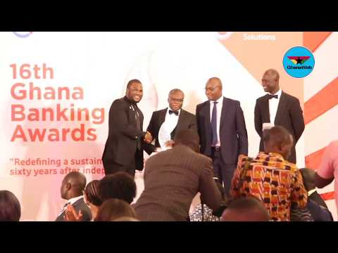 16th Ghana Banking Awards: Standard Chartered Bank wins Best Trade Finance award