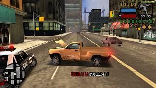 Прохождение GTA Liberty City Stories на 100% - Миссия 21: Обманули (Taken for a Ride)