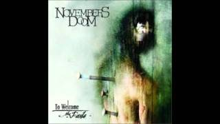 Novembers Doom - Lost in a day (with lyrics)