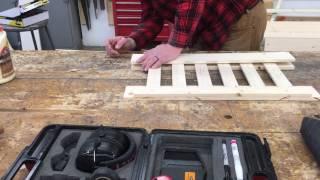 Weekend Build - Bedside Crib