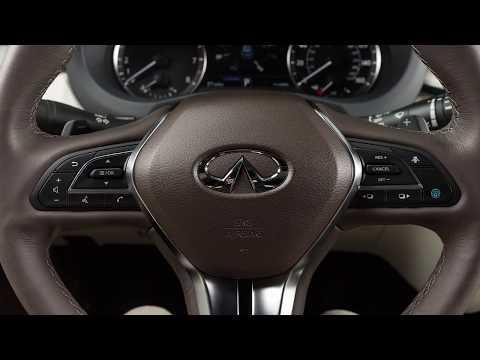 2019 INFINITI QX50 - Destination Key (if so equipped) - YouTube