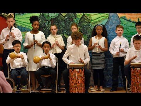 The Music Program at Butler Montessori
