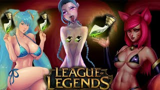 Riot should NOT remove Sword of the Occult from League of Legends