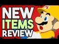 Let's Review the New Super Mario Maker 2 Items!