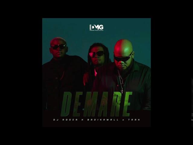 DJ ROGER - Demare ft. Badikamall & Trak [Official Audio]