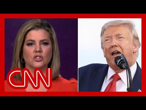 Brianna Keilar: Trump is peddling in debunked and illogical crap