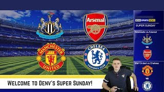 LIVE FOOTBALL - NEWCASTLE VS ARSENAL | MAN UTD VS CHELSEA GAMES - SUBSCRIBE ⚽