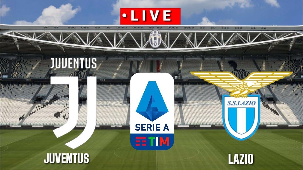 ???? [Trực Tiếp] Juventus vs Lazio Serie A  2020/2021  Pes17