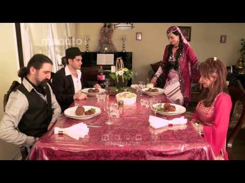 بفرمایید شام کانادا۲ - گروه۸ قسمت۱ / Befarmaeed Sham Canada2