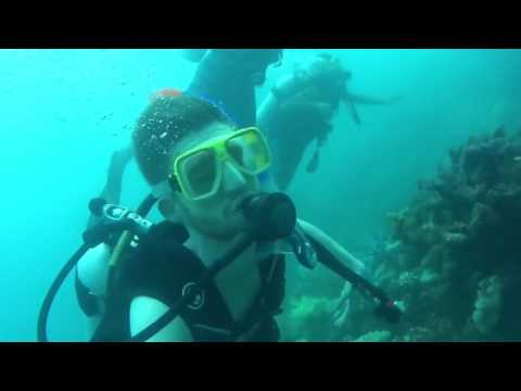 Travel video - Great Barrier Reef 2017