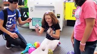 Balls, Bling, Bonuses! - Journey to the Arcade Nerd