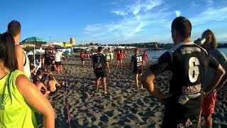 Beach Rugby Genova 2018 Lions Tortona Rugby 2