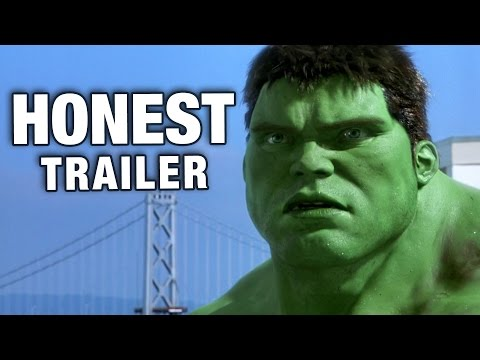 Honest Trailers - Hulk (2003)