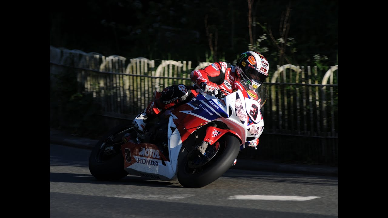 Honda Tt Legends 2013 Isle Of Man Tt Superbike Prep And