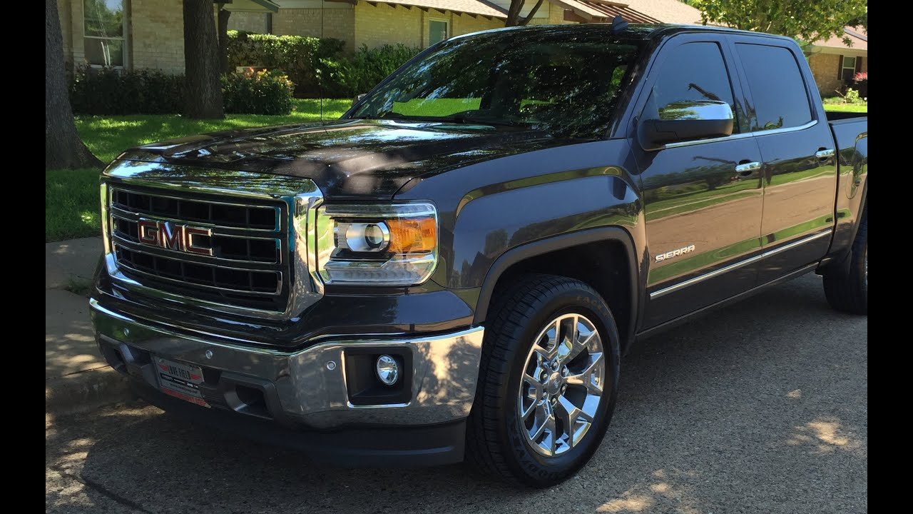 at slt detail cab crew gmc used truckmax sierra