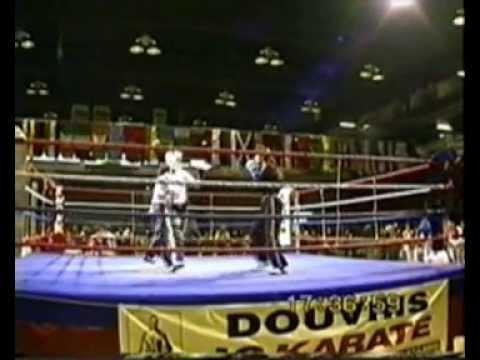 Kickboxen - Weltmeisterschaften von 1993-2001