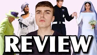 ROYAL WEDDING 2018 FASHION REVIEW (ft. Meghan Markle, Priyanka Chopra, and Oprah)