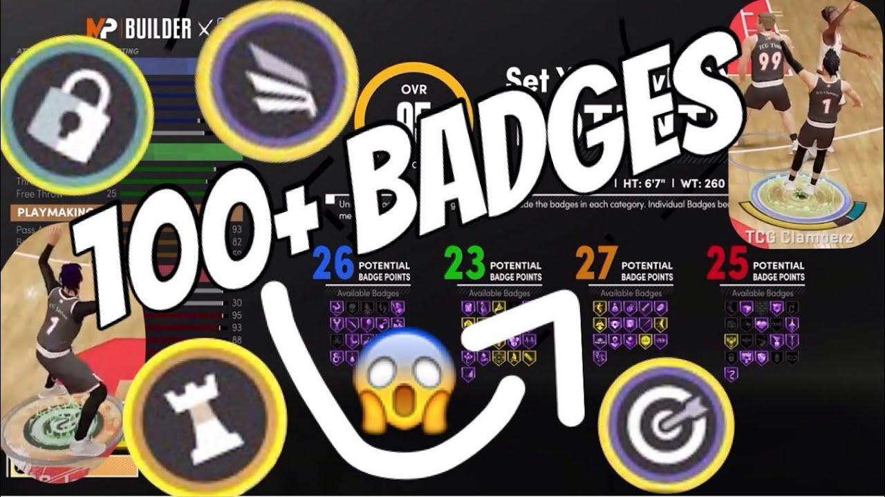 SECRET MYPLAYER BUILDER TIPS NBA 2K21 Next Gen Best 2 Way Playmaker Slasher 99 Badges Point Forward