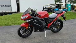 125cc Super Samurai Street Bike Motorcycle GT For Sale From SaferWholesale
